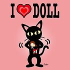 I love doll by BATKEI