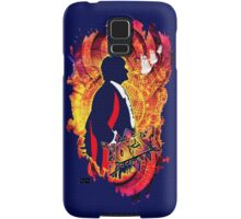 03 DW Banksy - Colour Samsung Galaxy Case/Skin