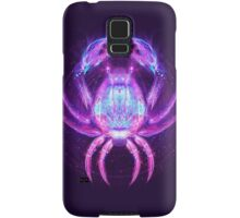 Cancer - Zodiac Lightburst Samsung Galaxy Case/Skin
