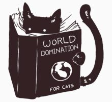 World Domination For Cats Kids Clothes