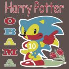 Harry Potter Obama Sonic by Andy Erikson