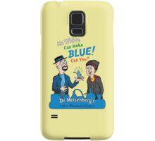 Mr. White Can Make Blue! Samsung Galaxy Case/Skin