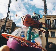 Buzz lightyear  by Disneyland1901