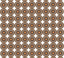 Stain Glass Pattern by Christian Ernteman