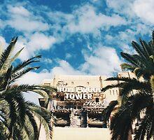 Tower of terror  by Disneyland1901