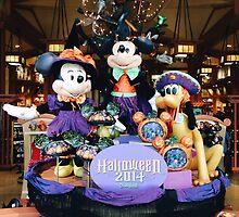 Disneyland Halloween 2014 by Disneyland1901