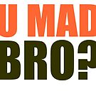 U MAD BRO?  CLEVELAND BROWNS by MOHAWK99