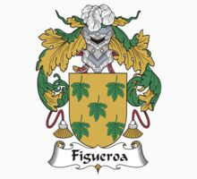 Figueroa Coat of Arms (Spanish) by coatsofarms
