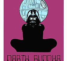 Darth Buddha Poster by chaeliegh