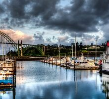 The Newport Belle  by thomr