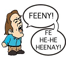 Feeny Call  by Egan316