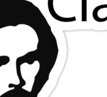 Stay Classy Stencil Sticker