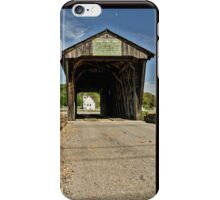 Through The Bridge iPhone Case/Skin