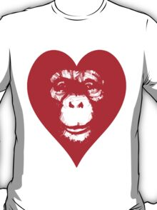 Everything's More Gratuitous With Monkeys! T-Shirt