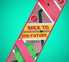 Back To The Future II by Daniel McLaren