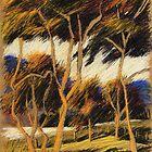 Bäume by HannaAschenbach