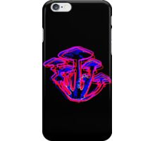 Neon Shrooms iPhone Case/Skin