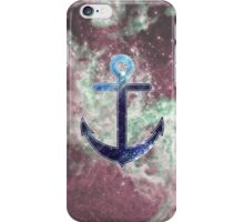 Space Anchor iPhone Case/Skin