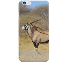 Oryx - Pride, Power and Anger iPhone Case/Skin