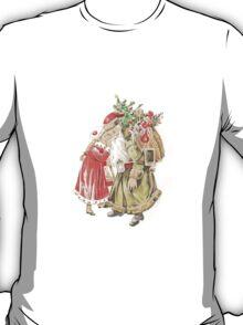 Victorian Christmas 14 T-Shirt