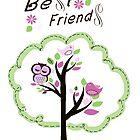 Best Friends by t0nialar