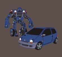 Renault Twingo Transformer by MrTWilson