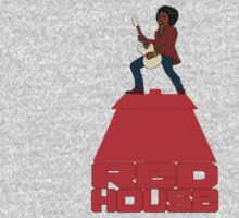 Jimi Hendrix Red House by MrTWilson