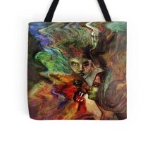 Kissing the Beast Tote Bag