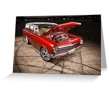 Daniel's 1964 EH Holden Wagon Greeting Card