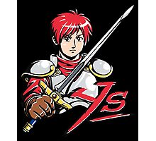 Ys - Adol Christin Photographic Print