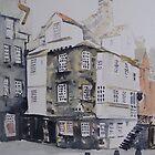 John Knox's House by Ross Macintyre