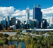 City of Perth by Louise Bozich
