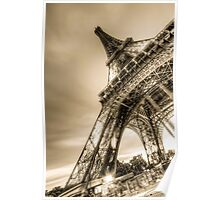 Eiffel Tower 8 Poster