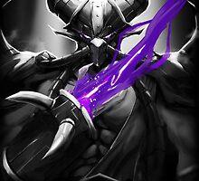 Kassadin - League of Legends by Waccala
