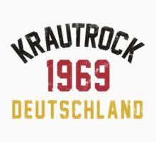 Krautrock (Special Ed.) by ixrid