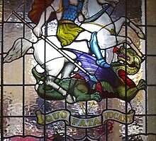 St George Of England by Francis Drake