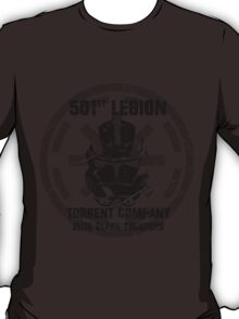 501st clone trooper legion T-Shirt