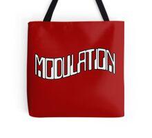 Modulation Tote Bag