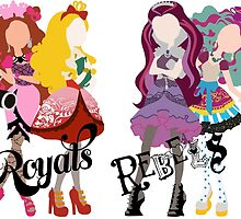 Royal or Rebel? by stagedoormerch