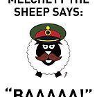 Melchett Sheep Card 2 by mjfouldes