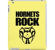 Hornets Rock iPad Case/Skin