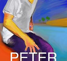 Peter Doig by zmudart