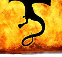 Dragons are coming 2 Sticker