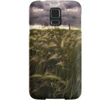 Prairie Grasses Northeastern Colorado Samsung Galaxy Case/Skin