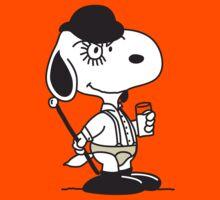 Snoopy DeLarge (A Clockwork Beagle) Kids Clothes