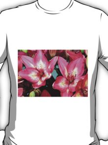Lilies Of the Island T-Shirt