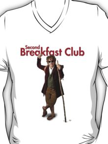 Second Breakfast Club T-Shirt