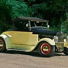 1929 Ford 'Rumble Seat' Roadster II by DaveKoontz