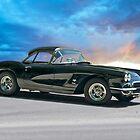 1962 Chevrolet Corvette by DaveKoontz