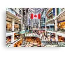 Eaton Center Canvas Print